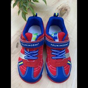 Tsukihoshi boys New sneakers